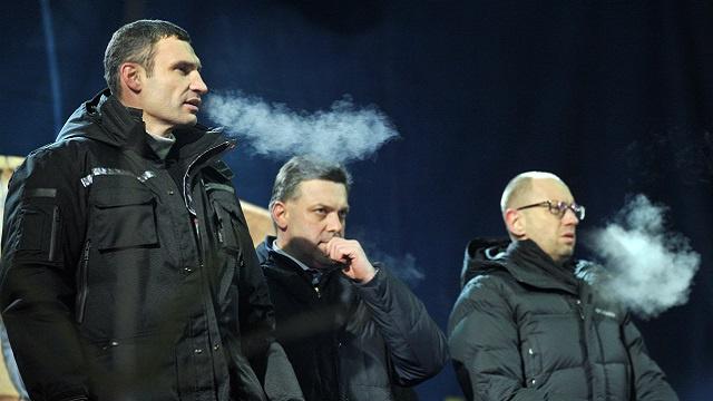 انطلاق الحملة الانتخابية المبكرة لرئاسة أوكرانيا