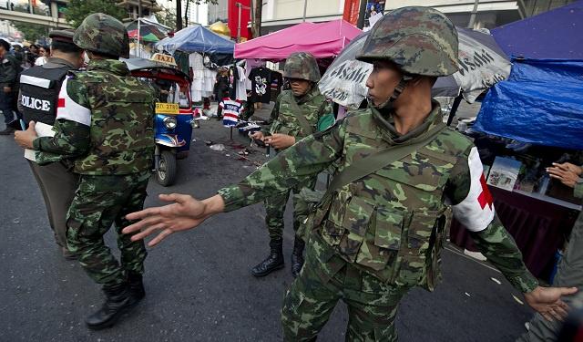 تايلاند: إصابة 4 أشخاص بينهم جنديان في حوادث متفرقة (فيديو)