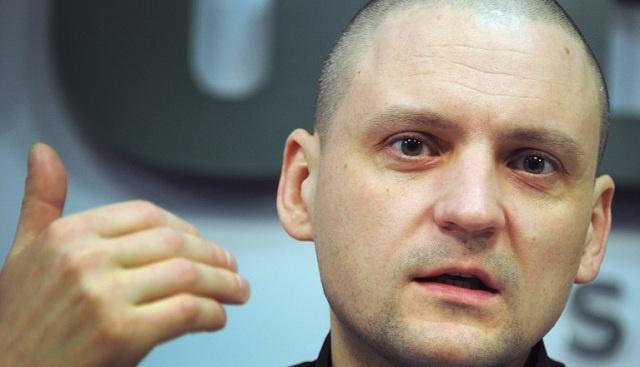 استئناف محاكمة المعارض الروسي سيرغي أودالتسوف بتهمة التخطيط لإثارة اضطرابات واسعة