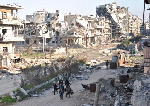 سورية.. قتلى وجرحى جراء قذائف هاون وغارات جوية وقتال حول سجن حلب