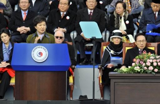 رئيسة كوريا الجنوبية تخطط لتشكيل لجنة تعمل على وحدة الكوريتين