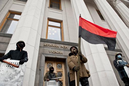 الجنائية الدولية تعلن ليس بامكان البرلمان الاوكراني التوجه اليها لملاحقة المخلوع