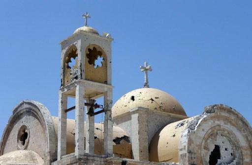 لافروف: قلقون على مصير مسيحي الشرق خاصة في سورية