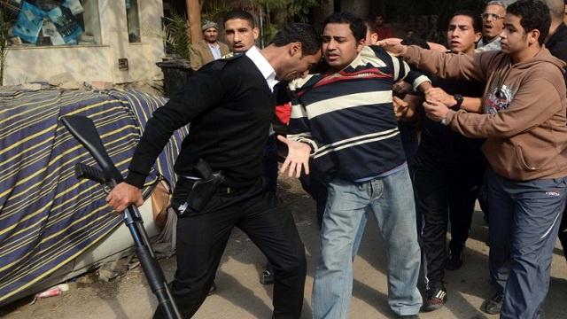 الداخلية المصرية تضبط 12 خلية عنقودية مرتبطة بالإخوان