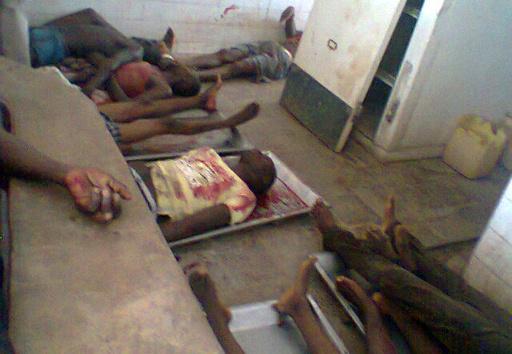 مقتل 59 تلميذا أغلبهم حرقا على يد متطرفي
