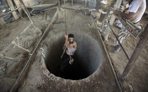 حماس تتهم اسرائيل باغراء مواطني غزة للكشف عن الانفاق