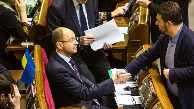الخارجية الأوكرانية: مستعدون لاستئناف الحوار مع روسيا بعد تشكيل الحكومة