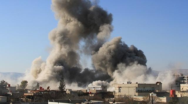سورية.. مقتل 100 مسلح في معارك مع الجيش وجبهة النصرة تهدد داعش (فيديو)