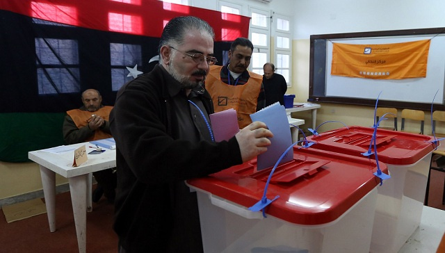 ليبيا: إستئناف إنتخابات الهيئة التأسيسية لصياغة الدستور