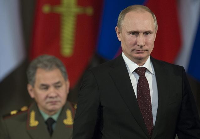وزير الدفاع الروسي : لاعلاقة للأوضاع في أوكرانيا على اختبار جاهزية القوات الروسية