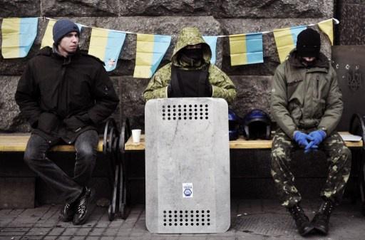 موسكو تسلم الأوروبيين شريطاً مصوراً يؤكد قيام المتطرفين بأوكرانيا باعمال عنف