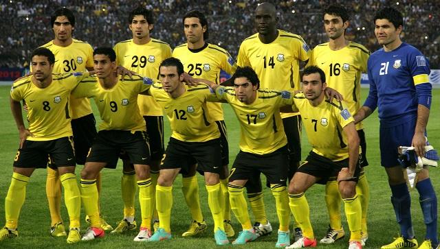 اربيل يفوز على شباب الأردن في عقر داره في كأس الاتحاد الآسيوي