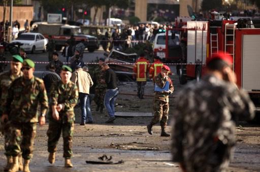 الجيش اللبناني يقبض على مسؤول عن عمليات