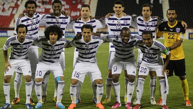 العين الإماراتي يفوز على لخويا القطري في دوري أبطال آسيا