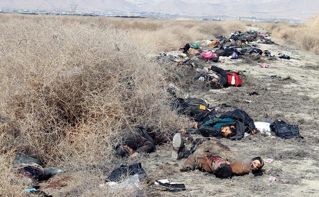 المرصد السوري لحقوق الانسان: 3300 قتيل منذ بدء المعارك بين داعش وخصومها من المعارضين