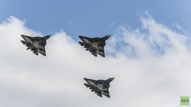 وزارة الدفاع الروسية: المقاتلات الروسية على الحدود الغربية تدخل مرحلة التأهب