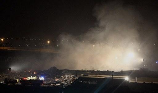 مصرع طيارين في حادث تحطم طائرة تدريب عسكرية اماراتية