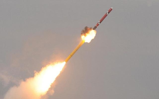 كوريا الشمالية تطلق 4 صواريخ قصيرة المدى