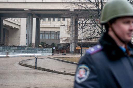 عمدة سيفاستوبل يتفق مع رئيس الاركان الاوكرانية على تسوية الوضع في القرم
