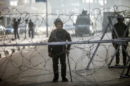 الداخلية المصرية تلقي القبض على 7 أشخاص بتهم التحريض ضد قوات الأمن