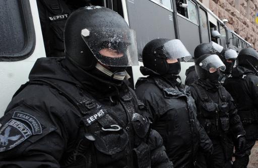مصدر: قوات الشرطة الخاصة
