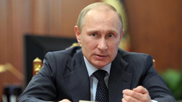بوتين يوعز إلى الحكومة الروسية مواصلة الإتصالات مع الشركاء الأوكرانيين
