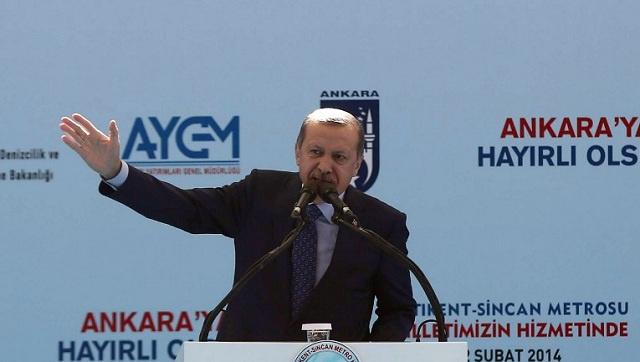 أردوغان يكشف عن تنظيم تركي تجسس على أسر ضحايا سفينة مرمرة
