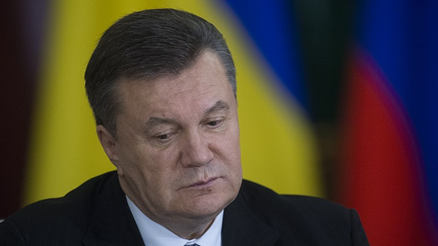 يانوكوفيتش: لم يخلعني أحد وما زلت الرئيس الشرعي لأوكرانيا