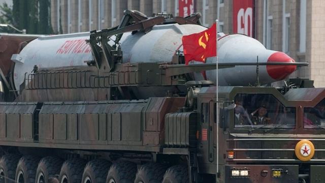 موسكو تدعو جميع الأطراف في شبه الجزيرة الكورية الى ضبط النفس