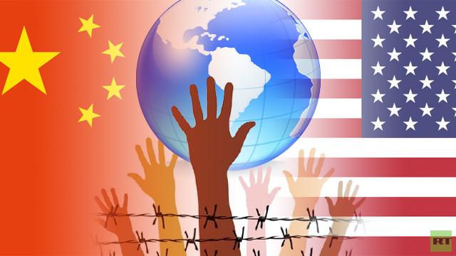 الصين ترد على الاتهامات الأمريكية وتنشر تقريرا مكرسا لوضع حقوق الإنسان في الولايات المتحدة