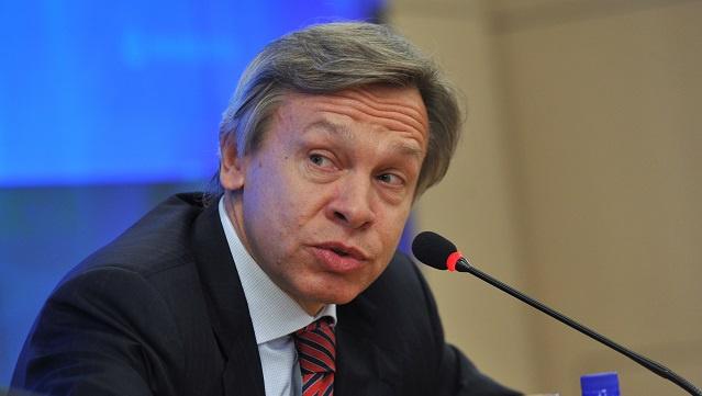 بوشكوف: قرار الجمعية البرلمانية للاتحاد الاوربي بخصوص اوكرانيا محاولة لضرب روسيا
