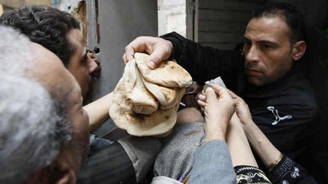 احتياطي مصر الاستراتيجي من القمح يكفيها لثلاثة أشهر فقط