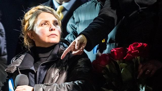كليتشكو: تيموشينكو تنوي الترشح لرئاسة أوكرانيا