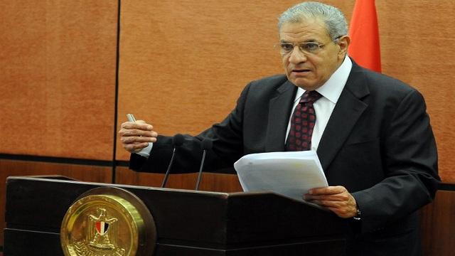 محلب ينهي مشاوراته لتشكيل الحكومة المصرية الجديدة