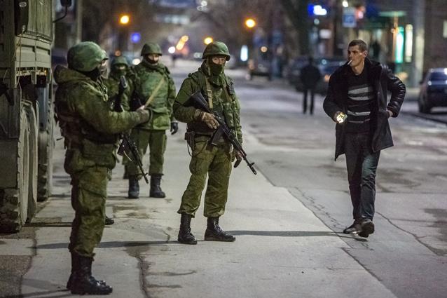 تكليف الداخلية الاوكرانية بتوقيف 24 مسؤولا امنيا كبيرا