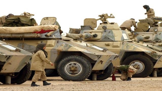 إنطلاق المرحلة الثانية من المناورات العسكرية الإيرانية