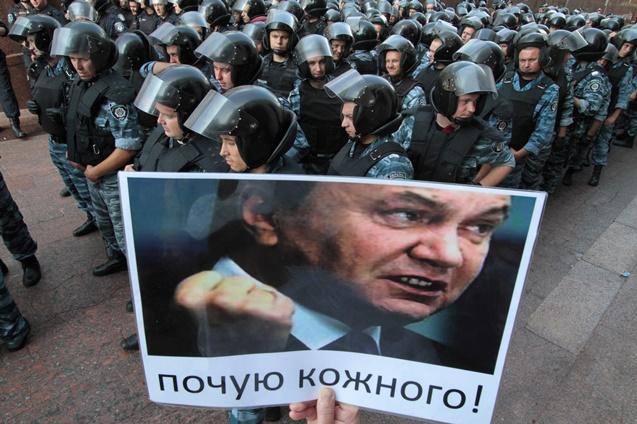 بعد التأكد من وجود يانوكوفيتش في روسيا كييف تعلن بدء الإجراءات اللازمة للمطالبة بترحيله إليها