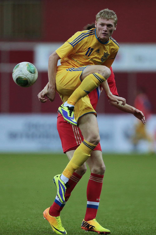 بالصور .. أوكرانيا تحرز كأس رابطة الدول المستقلة على حساب روسيا