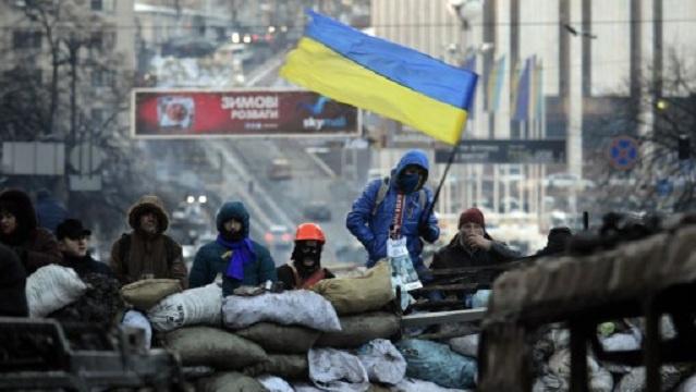 أحداث كييف