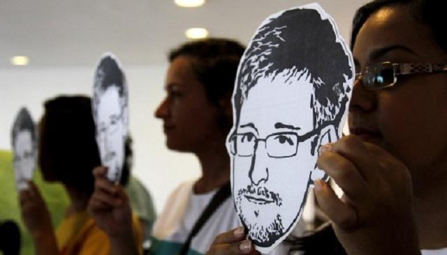 """وثائق سنودن: الاستخبارات الأمريكية والبريطانية تجسست على زوار """"ويكيليكس"""" وعملت على ملاحقة أسانج"""