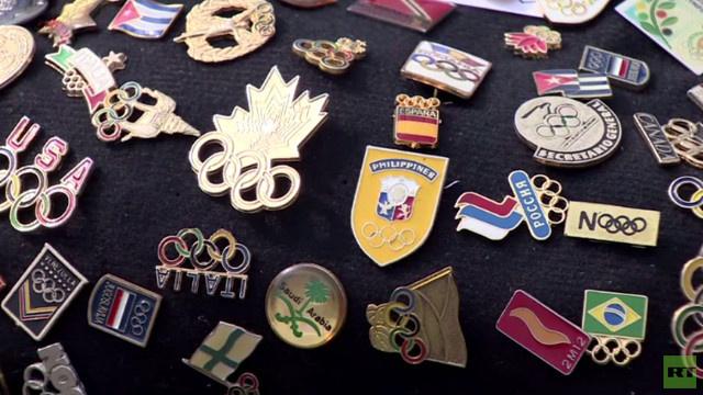 أولمبياد سوتشي وهواية جمع الشعارات