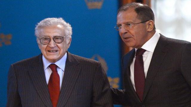 لافروف: المسألة الأهم هي دفع طرفي الأزمة السورية إلى مواصلة الحوار