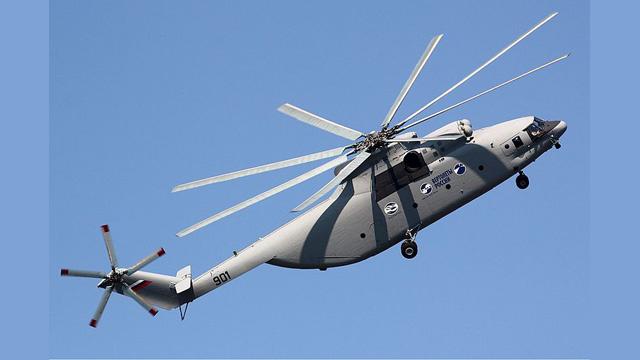 """روسيا تزود الجزائر بـ 42 مروحية من نوع """"صياد الليل""""+6 نقل Mi-26T2 - صفحة 2 696687"""