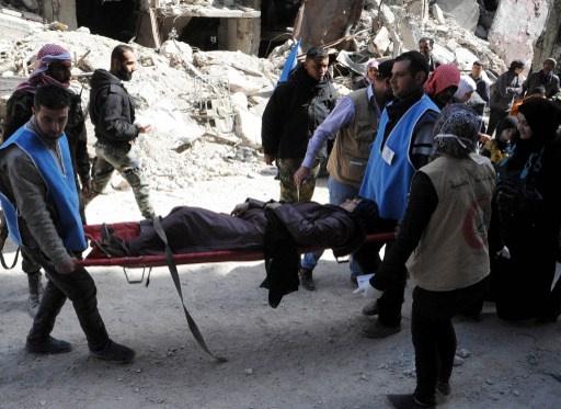العفو الدولية تتهم الجيش السوري باستخدام الجوع كسلاح حرب في اليرموك