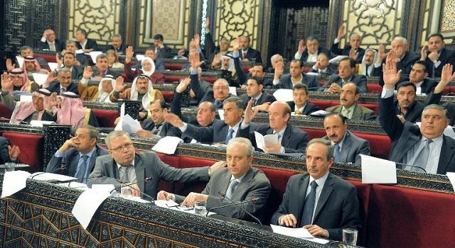 مجلس الشعب السوري يقر قانون الانتخابات العامة