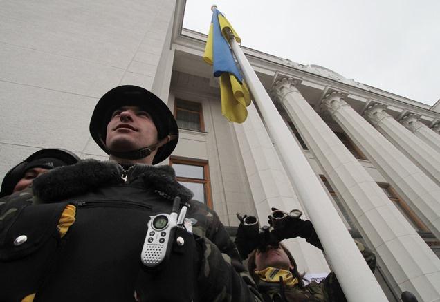 كييف تدعو لاجراء اجتماع طارئ لوزراء خارجية رابطة الدول المستقلة