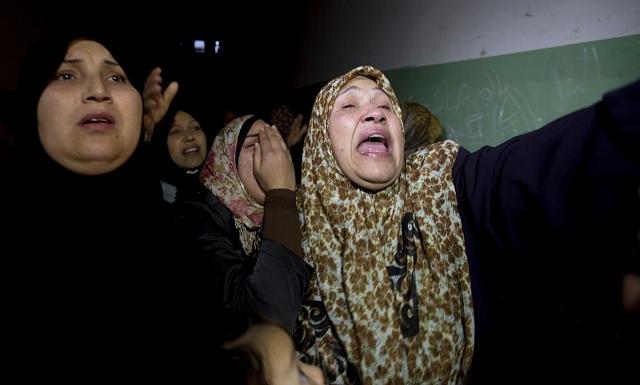 مقتل امرأة فلسطينية شرقي خان يونس
