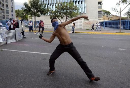 الجيش الفنزويلي يعتقل أكثر من 40 شخصا خلال الساعات الماضية
