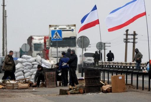 رئيس وزراء القرم: الاستفتاء حول وضع شبه الجزيرة سيجري بتاريخ 30 الشهر الجاري