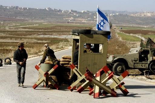 سقوط صاروخين قرب نقطة عسكرية اسرائيلية بجبل الشيخ